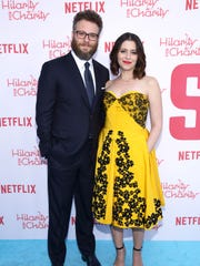 Seth Rogen and Lauren Miller Rogen launched Hilarity