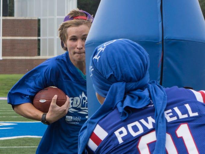 Louisiana Tech football hosted MedCamps at  Joe Aillet