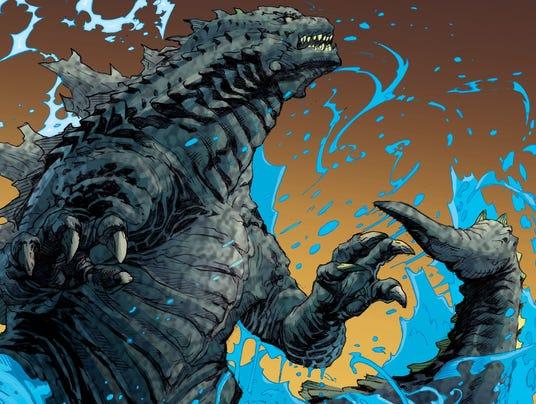 Godzilla page