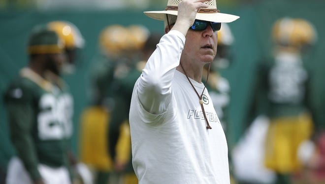 Green Bay Packers general manager Ted Thompson has a history of keeping undrafted free agents on the opening 53-man roster.