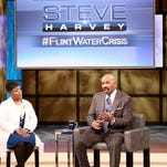 Grapevine: Flint the subject of Monday's 'Steve Harvey'