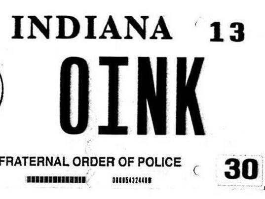 Judge Orders Indiana Bmv To Resume Vanity Plate Sales