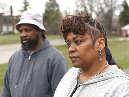 """Rosa and Mark Forte have lived in """"The Red Zone"""" for more than 30 years. They say they haven't witnessed much gang violence."""