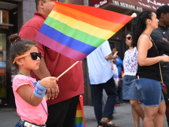 Jersey City LGBT Pride Festival on Saturday August