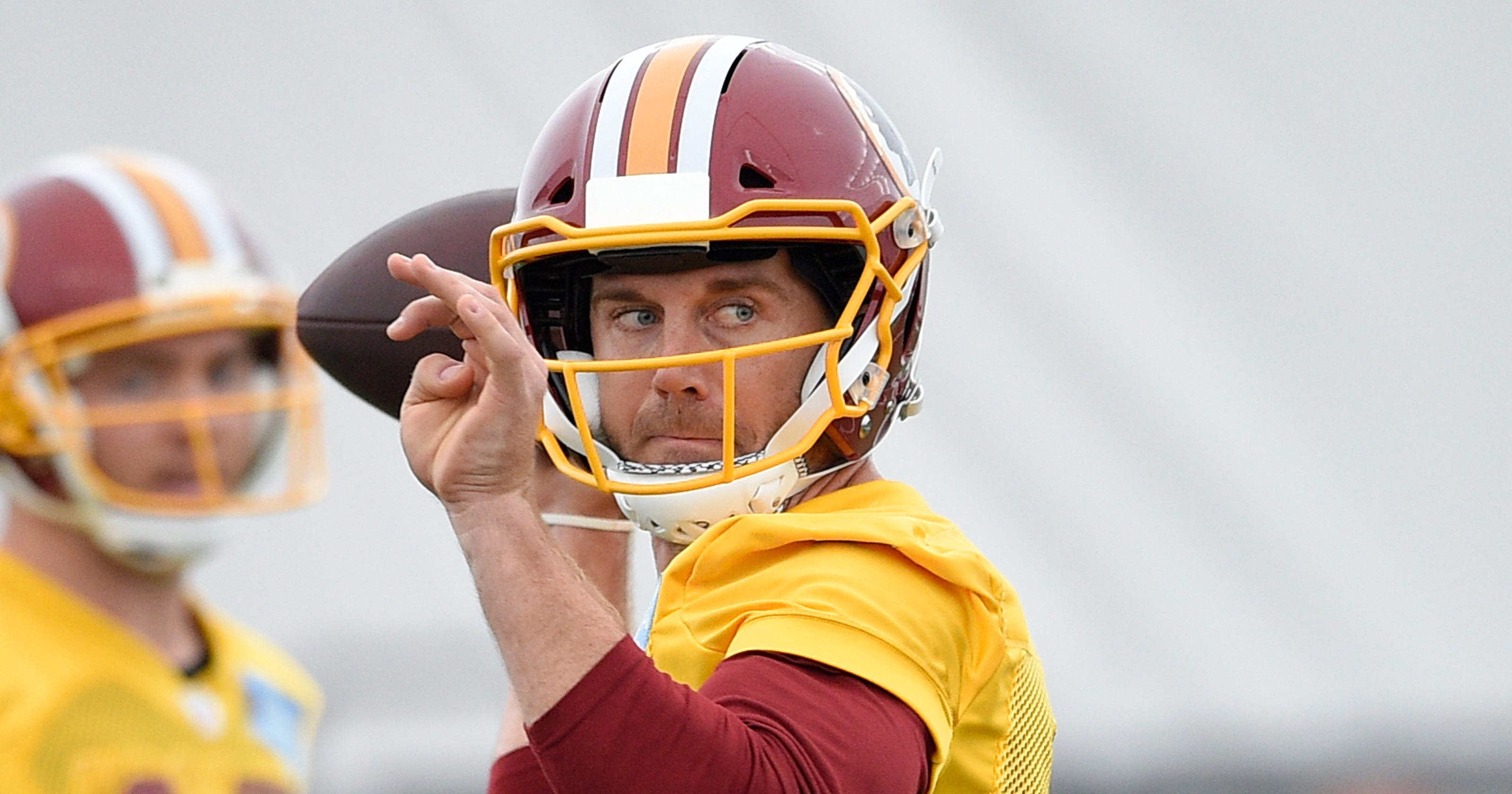 a51e3ee04c6 How Alex Smith could help Redskins' offense find new gear