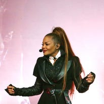 Janet Jackson weighs in on the State of the World while dancing through the hits in Phoenix