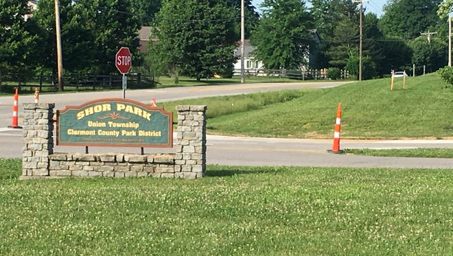 New amenities being added to Shor Park in Clermont County.