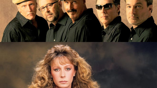 Exile and Juice Newton will play the Dixie State University Cox Performing Arts Center in St. George on July 4.