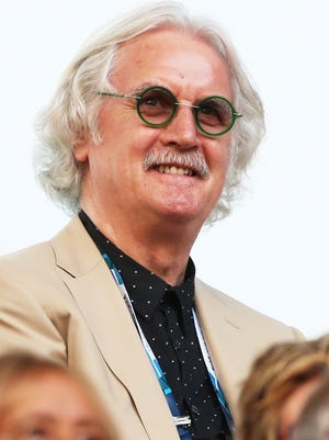 Comedian Billy Connolly MBE attends the Opening Ceremony for the Glasgow 2014 Commonwealth Games at Celtic Park on July 23, 2014 in Glasgow, Scotland.