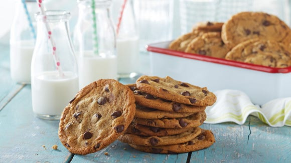 Great American Cookie Company Chocolate Chip cookies