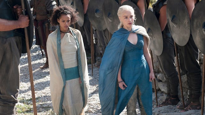 Game of Thrones soldiered on to record ratings with its fourth-season premiere.