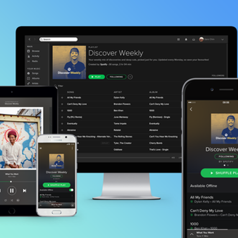 What you do on Spotify is public and can be used against you. Here's how  to add some privacy