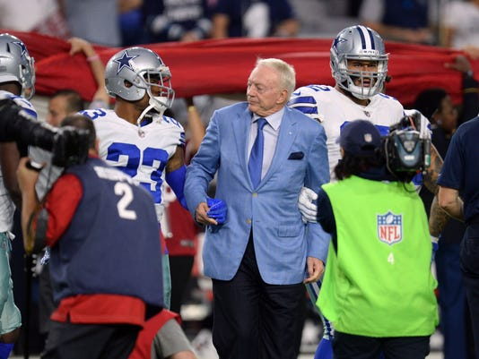 NFL: Dallas Cowboys at Arizona Cardinals