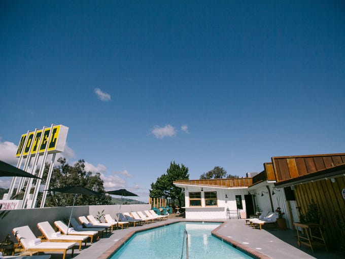 Skyview Los Alamos is a new boutique hotel reborn from