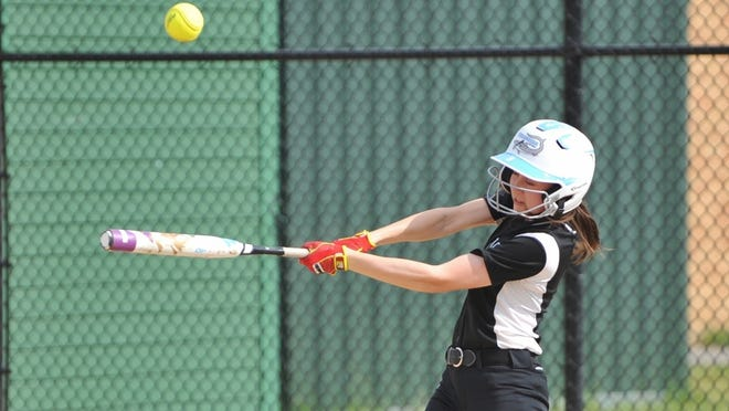 Marshfield's Bri Melchionda will take part in A Shot for Life's Home Run Derby over the weekend of Sept. 12. The charity event raises money for ongoing cancer research at Mass. General Hospital.
