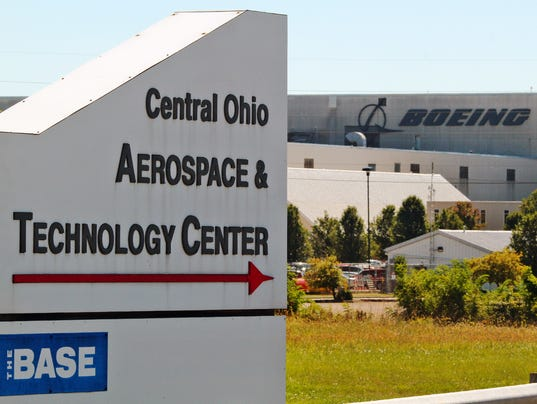 Boeing, Heath, Ohio Stock art The Base Port Authority Central Ohio Aerospace and Technology Center