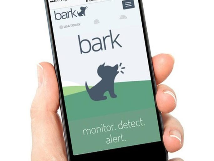 Bark is a great app for families with dogs.