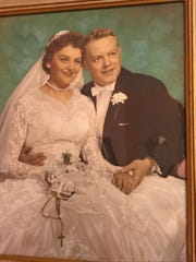 Hank and his wife, Rosemary, were married 62 years.