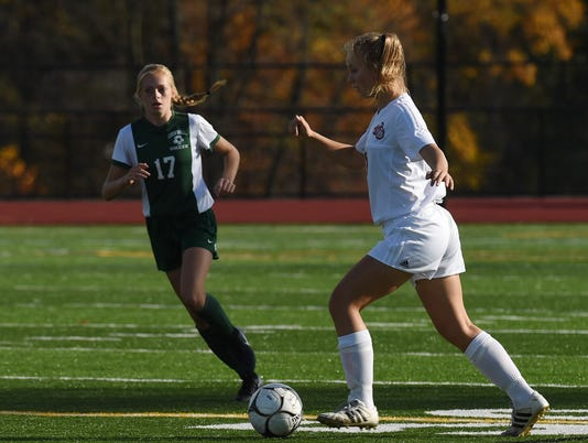 Section 9 Class A girls soccer final: Red Hook v. Cornwall