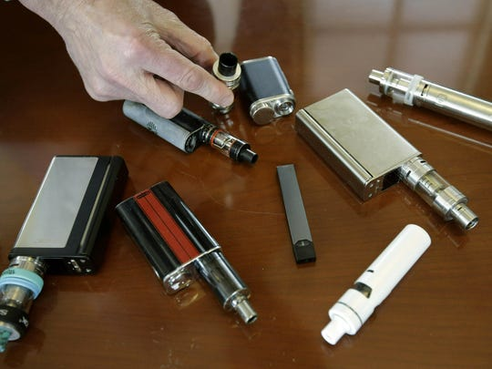 Electronic Cigarettes Seizure Risk