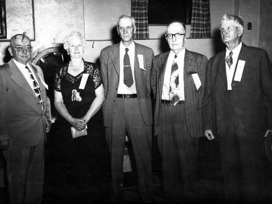 DEMING OLD TIMERS 1952