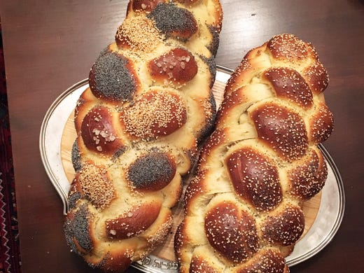 Challah cherished for its religious tradition and great taste