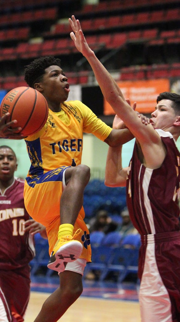 Romello Faison and MLK will be the No. 2 seed in Section 1's Class D boys basketball tournament.