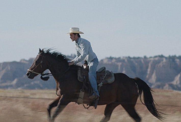 Saddle up scene 2
