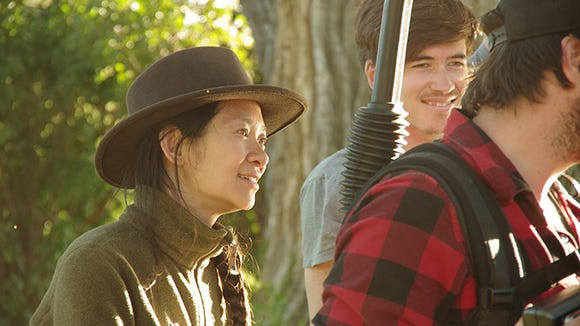 "Director Chloe Zhao's new movie ""The Rider,"" staring South Dakota cowboy Brady Jandreau, opens in Sioux Falls on Friday, May 11."