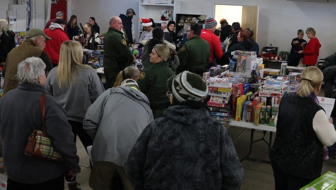 The Salvation Army of Ottawa County and its supporting agencies are aiming to provide toys to nearly 1,000 children in 2019.