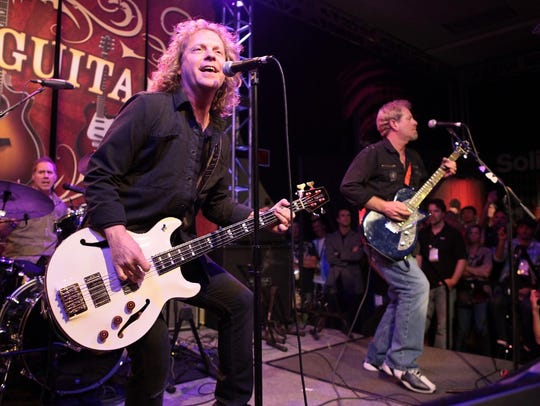 Night Ranger will perform Dec. 7 at Old National Centre.