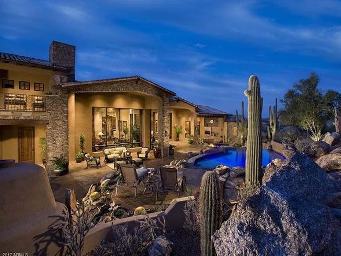 Scottsdale house sold by Debbie Sinagoga for $2.8M