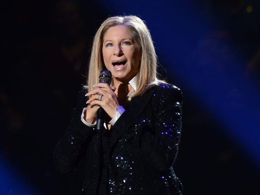 Music-Q&A-Barbra Streisand