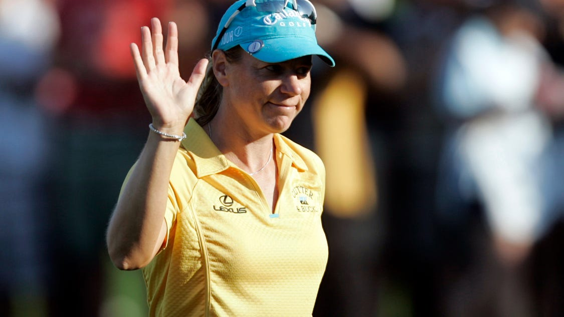 Annika Sorenstam named 2017 European Solheim Cup captain