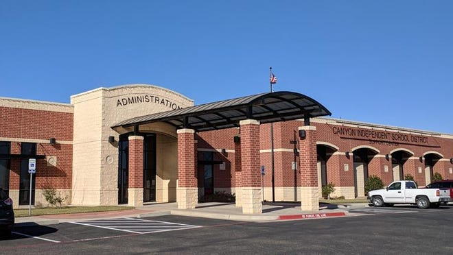 Canyon ISD officials recently spoke on accountability and district goals during a recent meeting of the district's board of education.