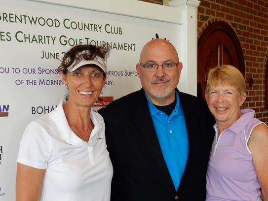 Ladies only golf tournament raises 20k for morning star for Chair network golf