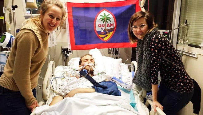 Ethan Zimmerman is recovering at MedStar Washington Hospital Center after a Nov. 21 crash, according to family.