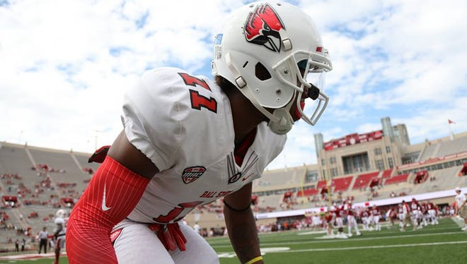Josh Miller is fighting for playing time in a fluid Ball State secondary.