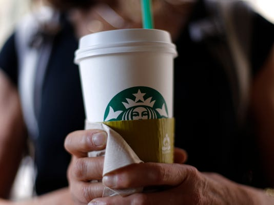 AP Starbucks Price Hike