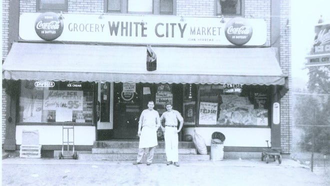"""A photo of White City Market submitted to the """"1,000 Words - An Irondequoit Photo Journal"""" site."""