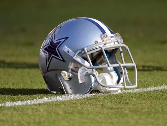 USP NFL: PRESEASON-DALLAS COWBOYS AT SAN DIEGO CHA S FBN UNI CA