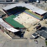 Old Cardinal Stadium June 16, 2005 by Michael Hayman