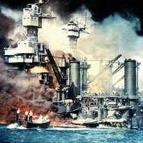 Passing along the stories of Pearl Harbor and WWII