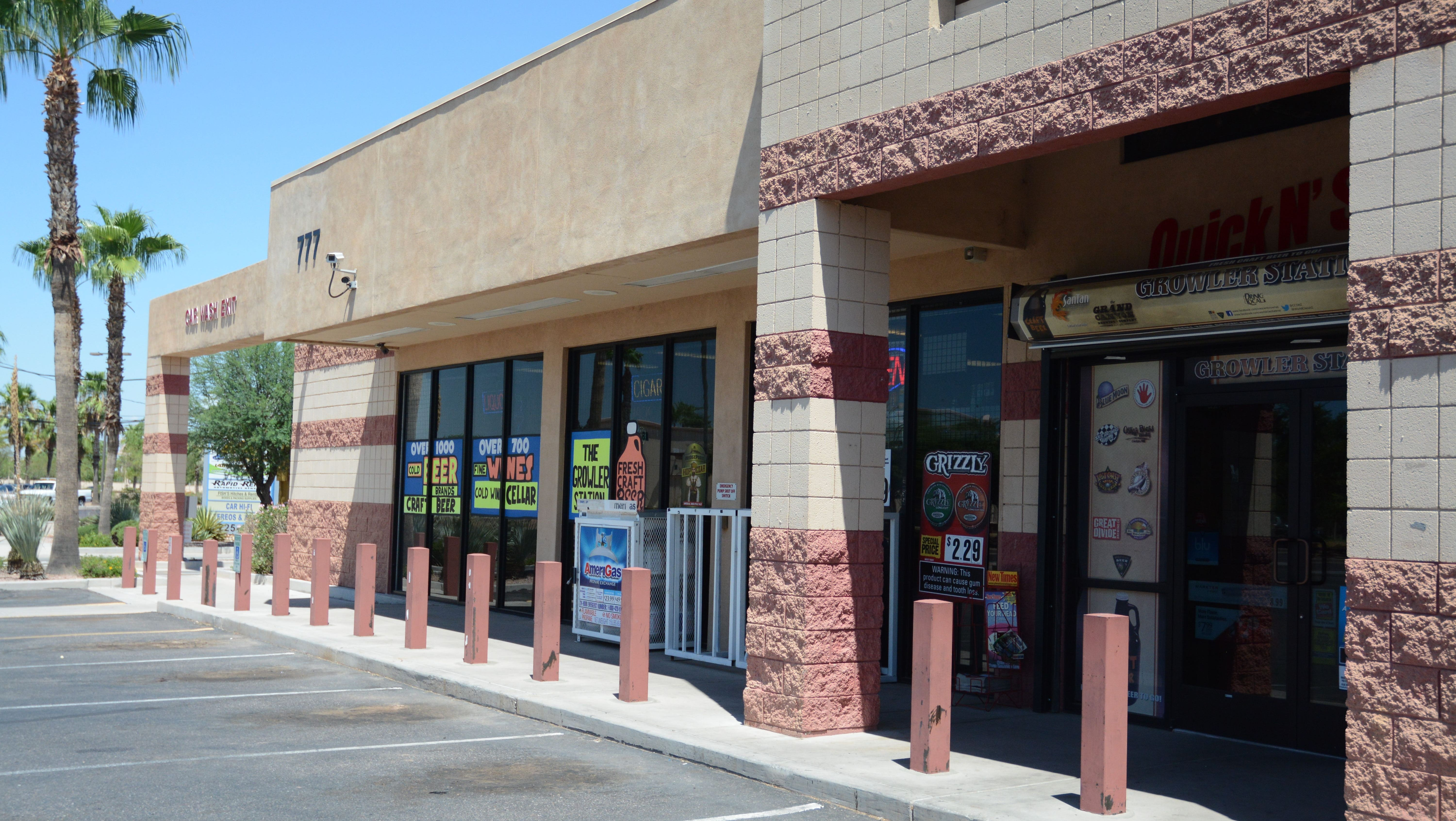 Gilbert Gas Station Sells Craft Beer Cigars More
