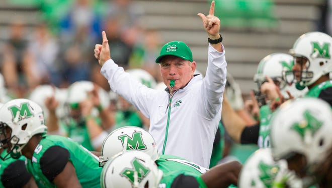 Marshall enters the 2016 season as the favorite to win Conference USA.