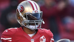49ers QB Colin Kaepernick is trying to win back his