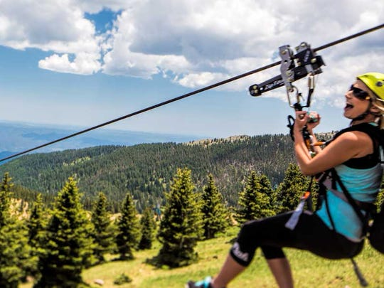 Locals and visitors to Ruidoso will find plenty of summer fun at Ski Apache