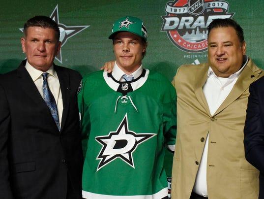 USP NHL: NHL DRAFT S HKN USA IL