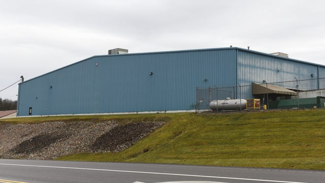 Cardinal Health is closing its Zanesville facilities, including this building on East Pike east of the city.