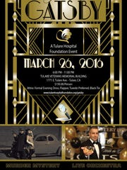 """""""An Evening with the Great Gatsby"""" is 6 p.m. Saturday,"""
